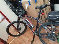 carerra electric bike