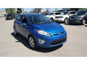 2011 Ford Fiesta SES,Leather,Heated seats,Front wheel drive