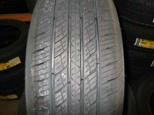 BRAND NEW - 225-70-R16 SUV TYRES - FITTED & BALANCED - WET TRACTN