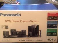 DVD Home Cinema System Panasonic