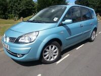 RENAULT GRAND SCENIC DYNAMIQUE 2.0 DCI 2009 58'REG #NEW SHAPE#PANORAMIC ROOF#