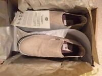 Mens Ugg canvers brand new