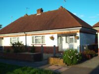lovely 1 bedroom bungalow in lancing west sussex