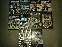 Newcastle United Annuals