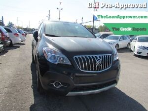 2014 Buick Encore Convenience | CAM | AWD | ONE OWNER