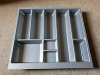 MAGNET CUTLERY DRAWER STORAGE (UNUSED)