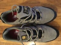 Men's grey karrimor shoes size 9 - only worm once - excellent condition as new
