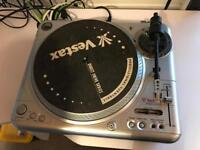 Vestax PDX 2000 Turntable DJ Deck