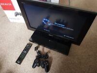 Sony Bravia KDL-22PX300 PlayStation 2 HD TV (Excellent Condition With Box) **RARE**