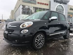 2014 Fiat 500L 1 Owner *  Lounge Edition * Leather * Navigation