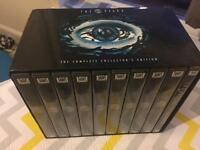 Complete x-files DVD aet