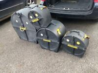Hard cases for drum kit Bargain!!!