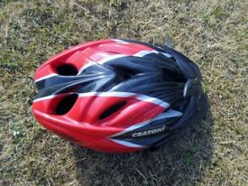 Cratoni 'Champ' bike helmet (small-medium, 50-57cm)