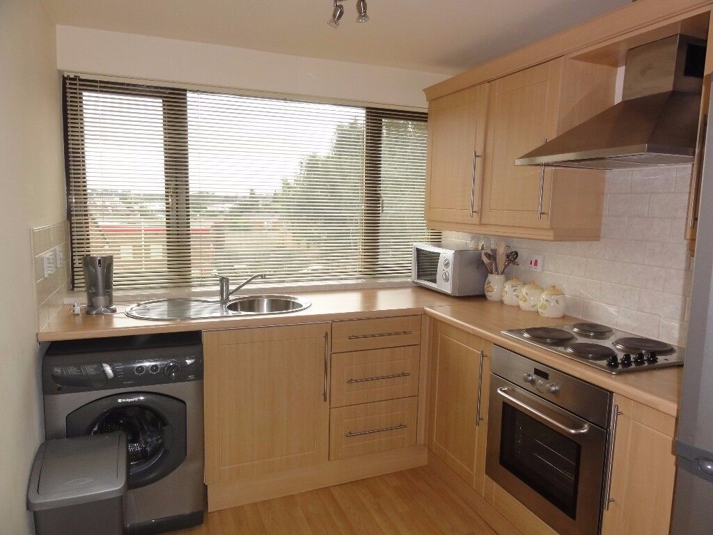S41 One Bed Apartment F/F inclusive of Central