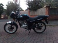 Lexmoto street 125 with extras for swapz or buy