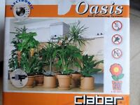 "A brand new ""Oasis"" electronic watering system"