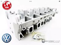 VW T5 cylinder head with cam, bolts, bearings etc