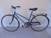 "Classic/Vintage Dawes Diploma Single Speed 19.5"" Town/Commuter Bike (BRAND NEW tyres) (suit 5'9+)"