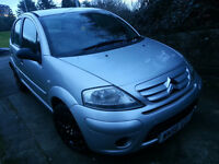 56reg CITROEN C3 ,clean example and 1st ideal car (BARGAIN)