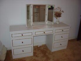 White Vanity/Dressing Table
