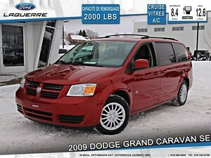 2009 Dodge Grand Caravan **SE*STOW N'GO*CRUISE*A/C**
