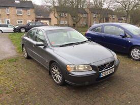 Volvo S60 t5 £1250