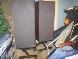 B&W Loudspeakers.