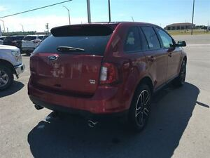 2013 Ford Edge SEL - Heated leather, panoramic roof, AWD Kingston Kingston Area image 7