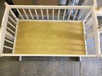 Rocking Crib Used Condition