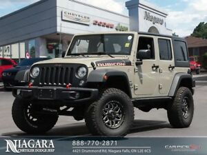 2017 Jeep Wrangler UNLIMITED RUBICON | IMMACULATE | NAVI | ROCK