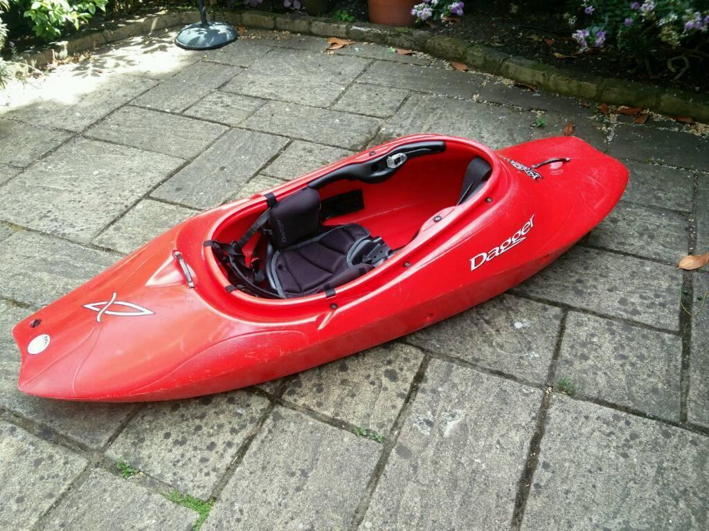 Kayak Dagger Kingpin 62