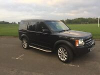 Land Rover Discovery 3 with many upgrades
