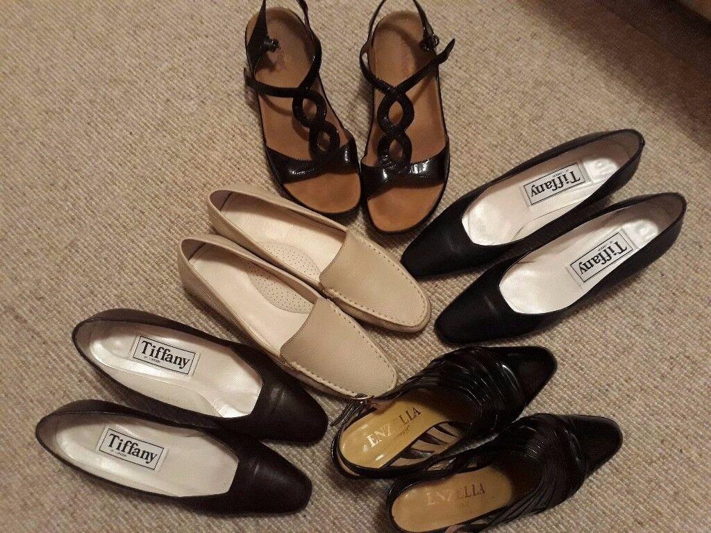 Ladies Shoe Collection
