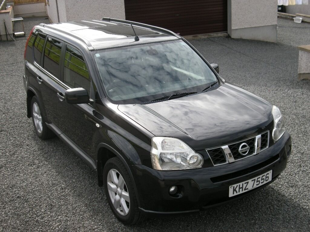 2008 nissan x trail sport 4x4 2 0 turbo diesel new model. Black Bedroom Furniture Sets. Home Design Ideas