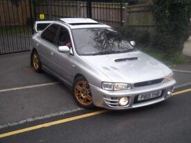1996,Subaru Impreza WRX 2.0 Turbo Import,TD05,TEIN, Only 70k, Version 3, Same Owner 9 Years