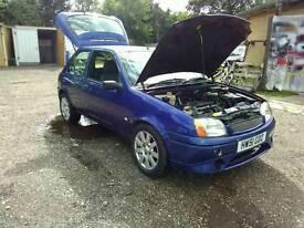 Ford fiesta 1.6 zetec s spec Spares or repairs
