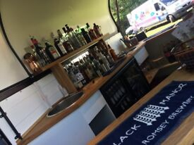 Newly converted Horse Box Bar - High Spec - Completely Refurbished