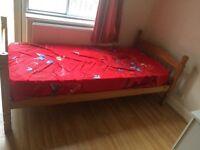 Single bed on sale