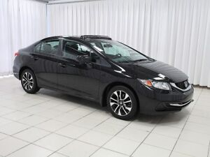 2015 Honda Civic TEST DRIVE THIS BEAUTY TODAY!!! SEDAN w/ HEATED