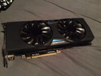 EVGA Nvidia GTX 970 SSC 4 GB Graphics Card ACX Cooling 2.0