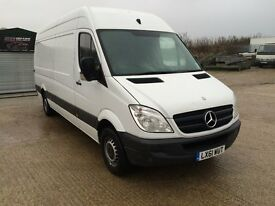 ***NO VAT*** 2011 (61) MERCEDES SPRINTER 316 CDI ***FREE UK DELIVERY***