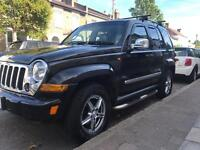 2005 jeep Cherokee crd limited 2.7