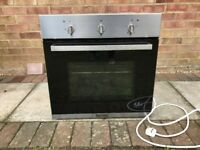 INTEGRATED ELECTRIC OVEN - BAUMATIC -