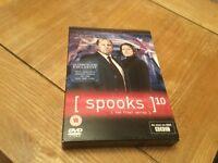 Spooks series 10 DVD