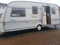 Swift azzura 5 berth caravan