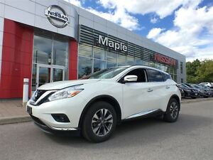 2016 Nissan Murano SV AWD--1.9% FINANCING AVAILABLE, Panoramic S