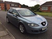 SEAT LEONE 1.9 TDI PD STYLANCE LONG MOT 2007 REGISTERED