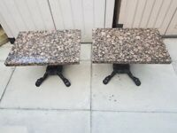 Coffee Tables Marble Top Reduced