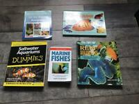Marine Aquarium & Marine Fish books