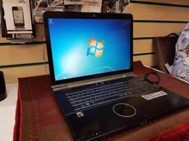 Packard Bell Laptop, AMD Turion X2, 2.2GHz, 3GB RAM, 250GB HDD, 17 inch screen
